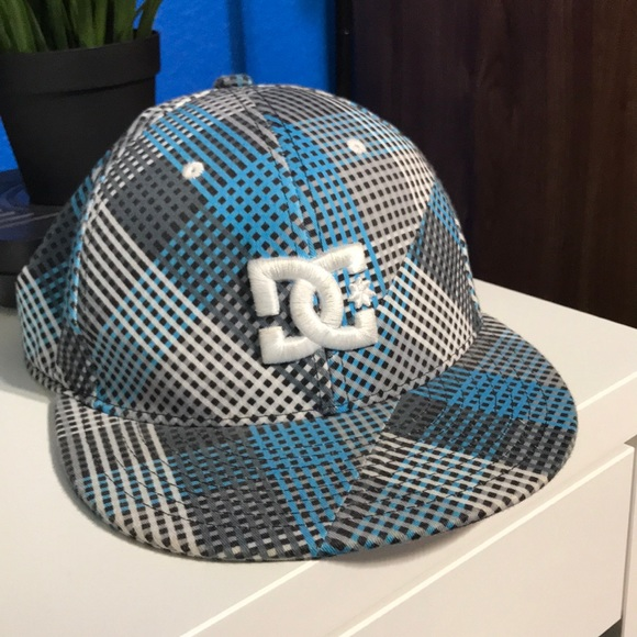 d2b4d776087 DC Other - DC Shoes Flat Bill Hat